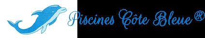Logo PISCINES COTE BLEUE